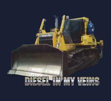 Diesel In My Veins by Rob Bryant