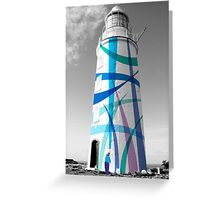 Cape Bruny Ribbons Greeting Card