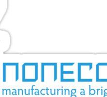 Artifice Corporate Logo with Slogan Sticker
