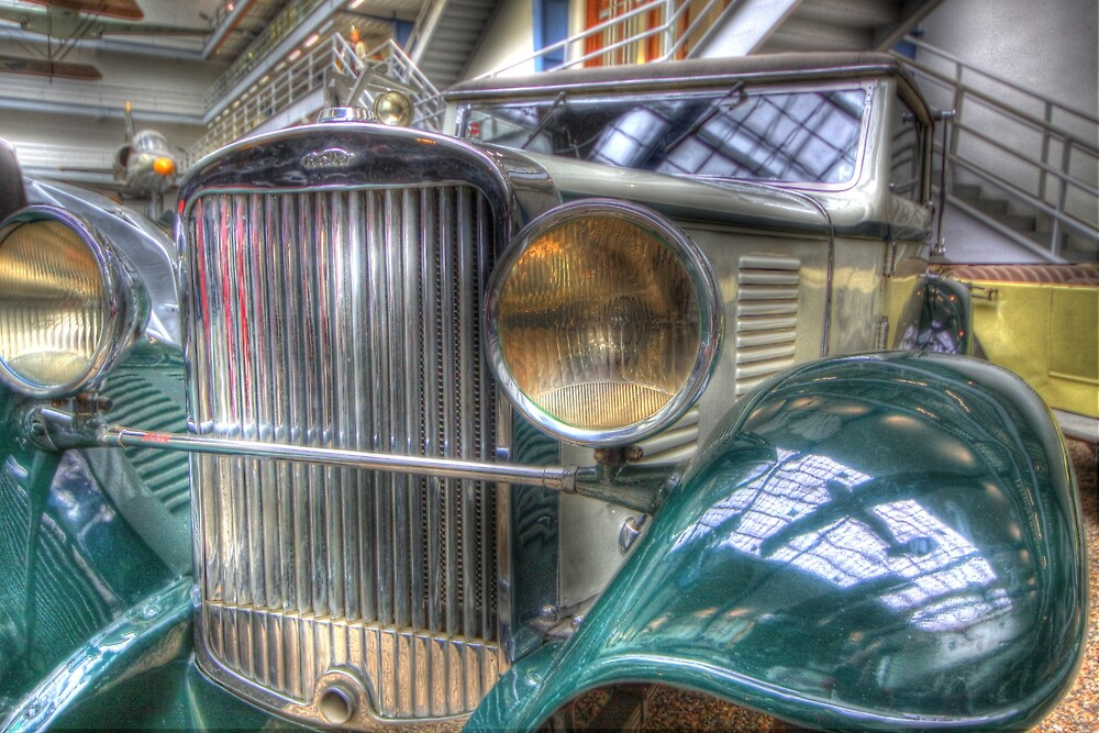 Old Limousine by JH2011
