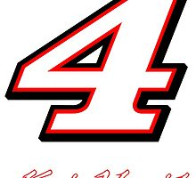 Kevin Harvick by JUSTiceTEA