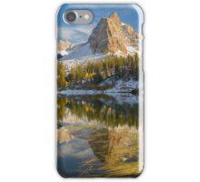 Sundial Peak and Lake Blanche iPhone Case/Skin