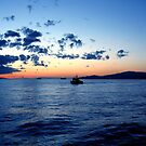 September Cruise by Janice Dunbar