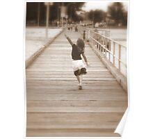 Wind Dancing Poster