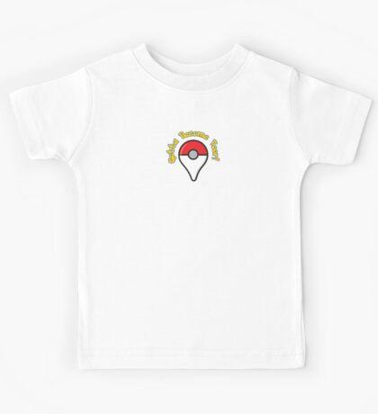 Pokemon Go! Gotta Become Poor! Kids Tee