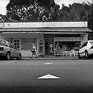 McQuoin Street peak hour by Mark Will
