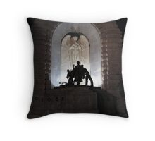 'Adelaide's' very beautiful War Memorial, at night. S.Australia Throw Pillow