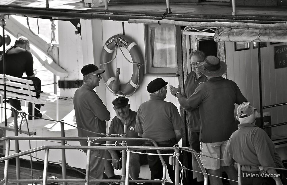 The Crew by Helen Vercoe