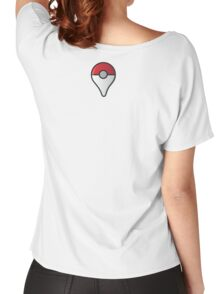 Pokemon GO Logo Women's Relaxed Fit T-Shirt