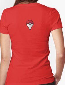 Pokemon GO Logo Womens Fitted T-Shirt