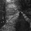 Union Canal - The Way To You (B&W Version) by Kevin Skinner