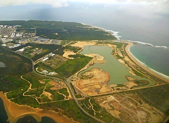 Birthplace Disgrace - The Kurnell Peninsula by TonyCrehan