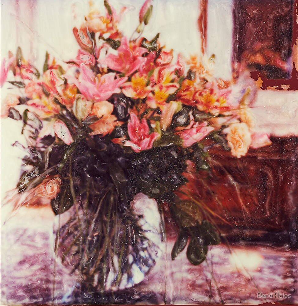 KY Governor's Flowers by Rene Hales