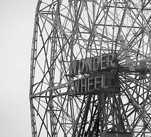 Wonder Wheel by Ashli Amabile
