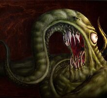 Nyarlathotep 2 by Patrick Power
