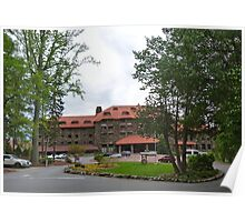 The Exclusive Grove Park Inn, Resort & Spa Poster