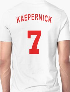 Colin Kaepernick 7 Unisex T-Shirt