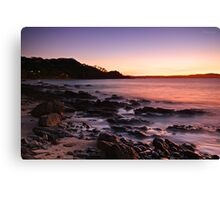 Watego's Beach  Canvas Print