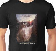 book 2 of the maze runner Unisex T-Shirt