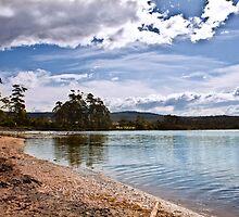 Lake Curalo by Tamara Dandy