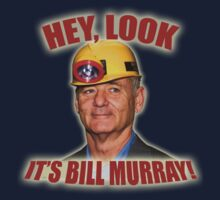 Hey Look, It's Bill Murray! by MissCake