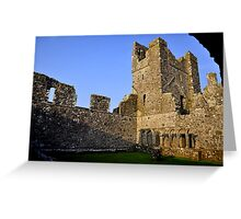 Fore Abbey.2 Greeting Card