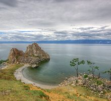 The Mystic Baikal by Dmitry Shytsko