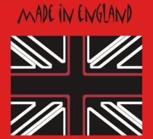 Made In England by Nick Martin