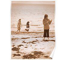Beachcombers Poster