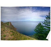Olkhon Island, Lake Baikal, Russia, Siberia Poster
