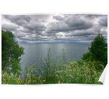 Lake Baikal, Russia, Siberia Poster