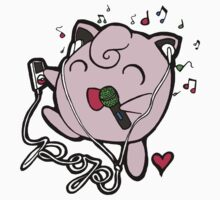 Jigglypuff Loves Pop Music! by Lucialicious