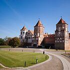 The Castle Of Mir, Belarus by Dmitry Shytsko