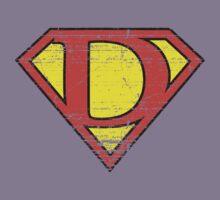 Super Vintage D Logo by Adam Campen