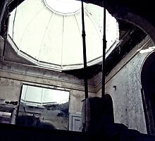 Collapse ~ Lillesden School by Josephine Pugh