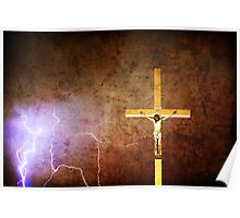 Crucifixion of Jesus  2011  Poster