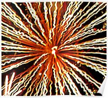 Fireworks - Ball of Confusion Poster