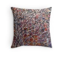 Old Roots Throw Pillow