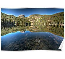 Rocky Mountain National Park - Bear Lake Poster