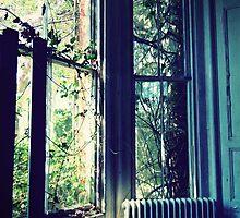 At the Window ~ Lillesden School by Josephine Pugh