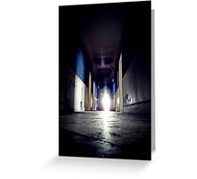 Way Out? ~ Lillesden School Greeting Card