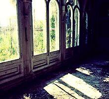 Glass Houses ~ Lillesden School by Josephine Pugh