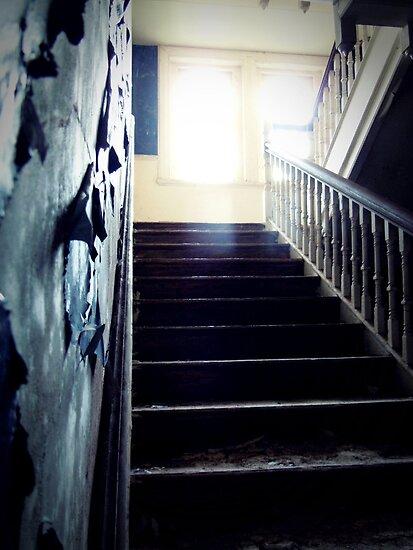 Blue ~ Lillesden School by Josephine Pugh