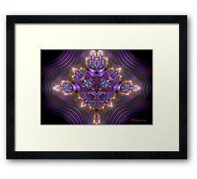 Julian Ro-Brot Framed Print