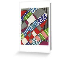 blocks-2011-06 Greeting Card