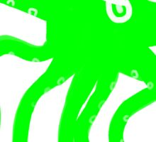 Octopus Neon  ♥ Sticker