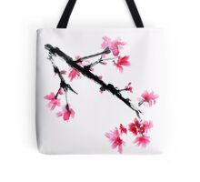 Sakura tree Tote Bag