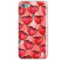 Radish Hearts Duvet iPhone Case/Skin