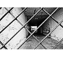 Bunker Photographic Print