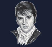 Elvis Presley One Piece - Short Sleeve